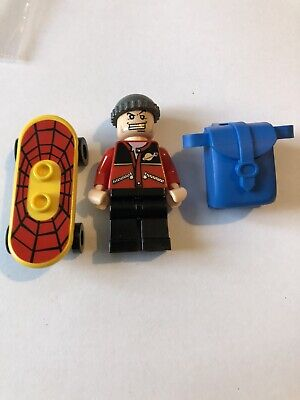 Lego Minifigures Spider-Man 4853 Jewel Thief With Skateboard And Back Pack • 0.99£