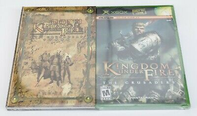 AU51.52 • Buy Kingdom Under Fire Crusaders XBOX Asia Taiwan Bonus Set NTSC-J - New & Sealed