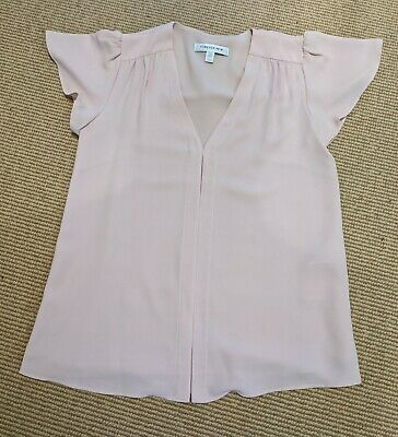 AU7 • Buy Forever New Blush Top, Size 6