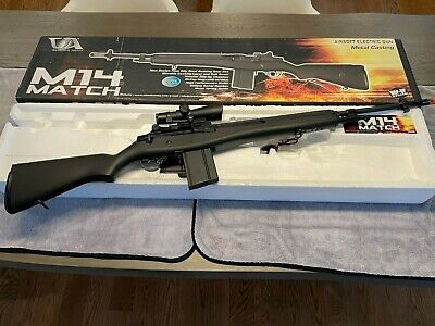 $450 • Buy Classic Army M14 Match Airsoft AEG With EXTRAS