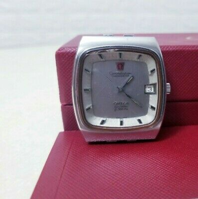AU128.89 • Buy Omega Constellation F300 Hz 198.0028 Cal.1250 For Parts Swiss Made 70s
