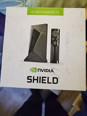 $ CDN194.25 • Buy Nvidia Shield Tv 4k Hdr Streaming Media Player