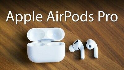 AU125.03 • Buy Apple AirPods Pro Wireless In-Ear Headphones With Charging Case - White