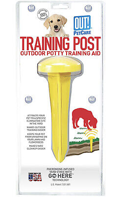 £9.99 • Buy OUT! Training Post Outdoor Potty Training Aid Fast And Free P&P