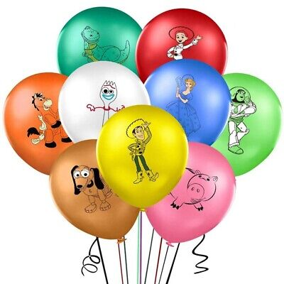 £3.79 • Buy Large Toy Story Printed 12inch Latex Birthday Party Balloons Decoration