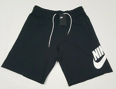 $59.99 • Buy Nike Sportswear  Mens French Terry Shorts AT5267-010 Black