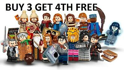 £7.99 • Buy LEGO Minifigures Harry Potter Series 2 71028 Pick Choose Own BUY 3 GET 4TH FREE
