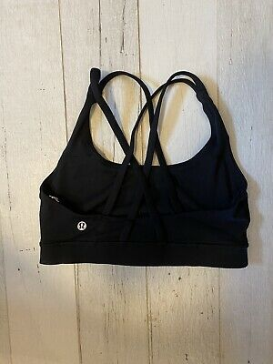 $ CDN19.37 • Buy Lululemon Sports Bra 4 - Black