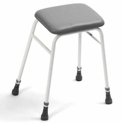 £44.99 • Buy Height Adjustable Aidapt Perching Stool ChairHealth Comfort Mobility Aid