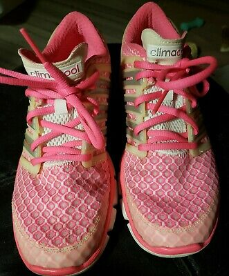 $ CDN27.57 • Buy Adidas Climacool Women's Neon Pink Running Shoes Size 8