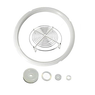 $ CDN22.30 • Buy Power Pressure Cooker Sealing Ring Silicone Gasket For 5 & 6QT IP Model With 5 6