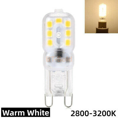 AU6.33 • Buy G9 LED 3W Dimmable Capsule Bulb Replace Halogen Light Lamps AC220-240V Cool/Warm