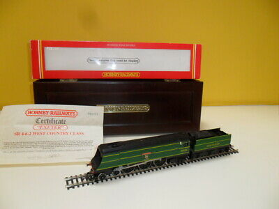 Hornby R320 SR West Country Class 'Exeter' Limited Edition • 55£