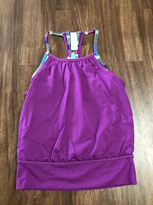 $ CDN6.87 • Buy Ivivva Lululemon Tank Top Size 4 Purple