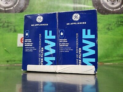 $ CDN21.93 • Buy MWF Water Filter For GE Refrigerators 2 Pack Genuine GE Appliance Filter NEW