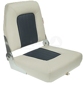 $ CDN107.47 • Buy Marine Boat Coach Folding Upholstered Boat Chair White