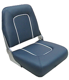$ CDN112.29 • Buy Marine Boat Coach Folding Upholstered Boat Chair Blue