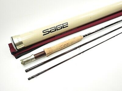$ CDN785.98 • Buy Sage Graphite III 490-3 LL Fly Fishing Rod. 9' 4wt. W/ Tube And Sock.