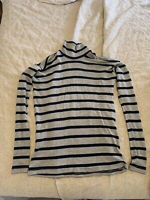 AU50 • Buy Viktoria & Woods Striped Wool Jumper Size 0