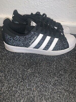 $ CDN19 • Buy Adidas Originals Superstar Reflective Uk Size 7