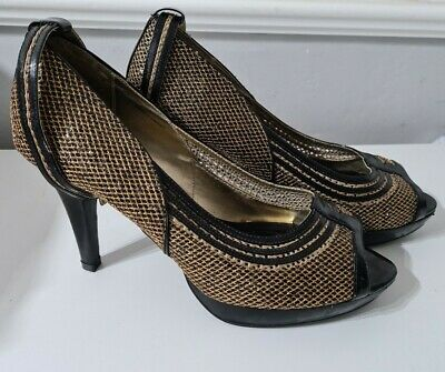 Beth Ditto (At Evans) Ladies Shoes/Heels Size 9 • 9£