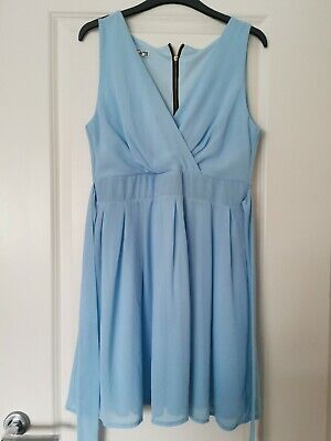 £4 • Buy Wal G Baby Blue Dress Size L