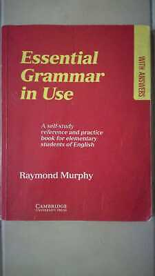 £49 • Buy Essential Grammar In Use With Answers: A Self-Study Reference And Practice Book