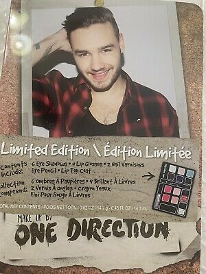 £11.58 • Buy Make Up By One Direction The Complete Palette Collection Makeup, Liam, 16 Count
