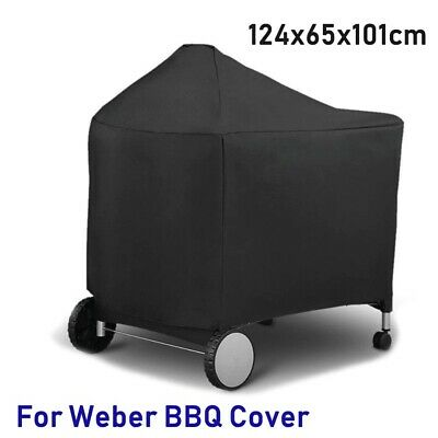 $ CDN47.15 • Buy Grill Cover Protective Waterproof For Weber Outdoor Camping Barbeque Accessories