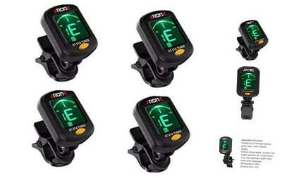 $ CDN36.12 • Buy Clip On Guitar Tuner For All Instruments, Ukulele, Guitar, Bass, Mandolin,