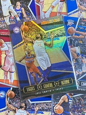 AU2.99 • Buy 2020-21 NBA Hoops Lights Camera Action Base & Holo *Pick Your Player*