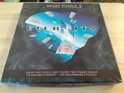 £6.50 • Buy Eternity Heart Puzzle Complete