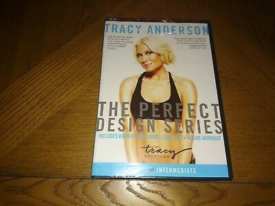 £2.75 • Buy Tracy Anderson Perfect Design Series - Sequence 2 (DVD, 2013)