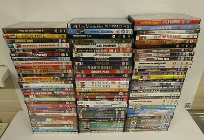 £4 • Buy Movies - All Genres - Pick Your Dvd