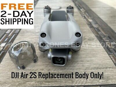 AU1063.84 • Buy DJI Mavic Air 2S  Replacement Drone Body Aircraft Camera Gimbal Only! From Combo