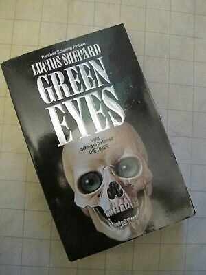 £3 • Buy Green Eyes By Lucius Shepard Granada 1987 Vintage SF Paperback Gino D'Achille