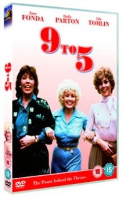AU13.72 • Buy Jane Fonda, Lily Tomlin-9 To 5 DVD NUOVO