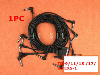 AU133.15 • Buy 1PC TD-9/11/15 /17/25 EXS-1 For Roland Drum Pad Wire Harness
