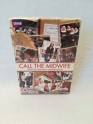 Call The Midwife Collection - Series 1-2 + Christmas Special DVD Boxset 6 Discs  • 11.99£
