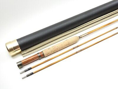 $ CDN695.29 • Buy Custom Payne 97 Taper Bamboo Fly Rod. Built On Chris Carlin Blank. 7' 3  4wt.
