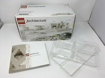 £208.86 • Buy Lego 21050 Architecture Studio Complete Parts With Extras