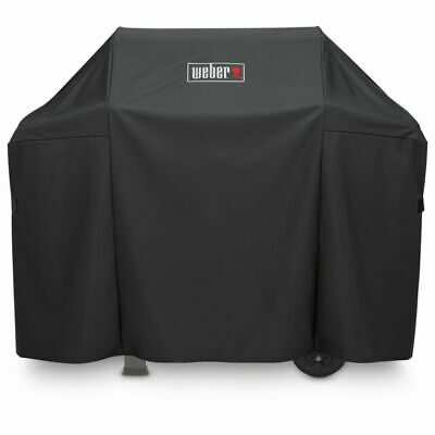 $ CDN72.54 • Buy Weber 7139 Premium Gas Grill Cover For Spirit II 300 Spirit 200 300 - Black New