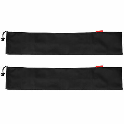 AU16.04 • Buy Tent Pole Storage Bag Camping Accessory Bag Simple And Practical Just Pull And