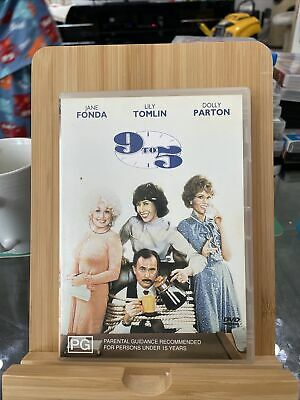 AU18 • Buy 9 To 5 (DVD, 2004) Region 4 Rare