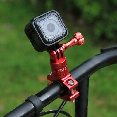 £9.99 • Buy Bicycle Handlebar Adapter Mount Clamp Clip Bike Holder For Gopro Camera