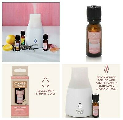 AU31.15 • Buy Essential Oils Diffusers With Scent Vanilla Floral For Home Clean Large Room New