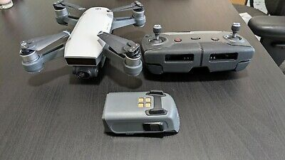 AU270 • Buy DJI Spark Drone , Hard Case, 2 Battery, Good Condition.