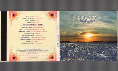 £14.47 • Buy Cafe Del Mar Dreams 3 - CD - CHILL OUT LOUNGE DOWNTEMPO