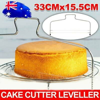 Cake Cutter Leveller Leveler Cutting Decorator Tools Decorating Wire Slicer New. • 7.14£
