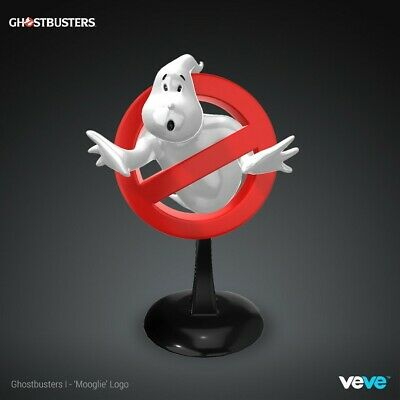 $1239 • Buy VeVe NFT Ghostbusters Logo 'Mooglie' - Rare - FA #1134 - SOLD OUT